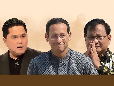 Inventarisasi Isu dan Tokoh Top Of Mind dari Anggota Kabinet Indonesia Maju
