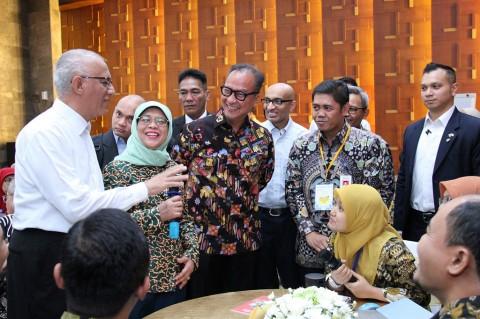 RI-Singapura Tingkatkan SDM Industri 4.0 Berbasis Kompetensi