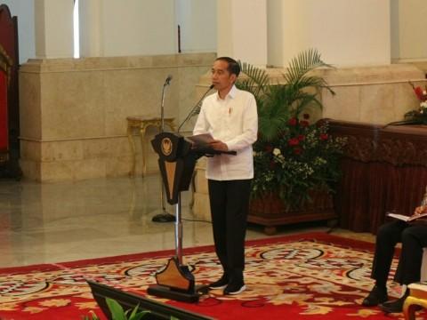 Jokowi Perintahkan Pembakar Hutan dan Lahan Dihukum