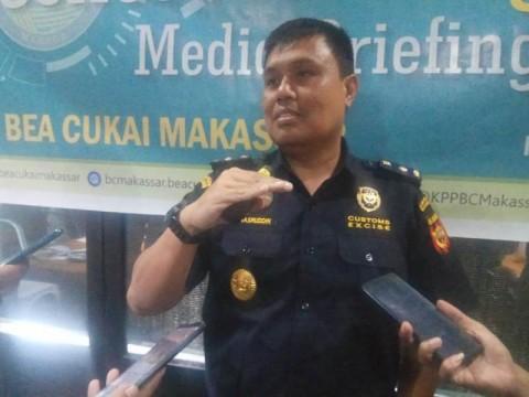 Bea Cukai Makassar Waspadai Barang Impor Asal Tiongkok