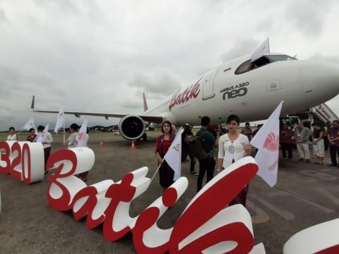 Batik Air Datangkan Pesawat Airbus A320neo