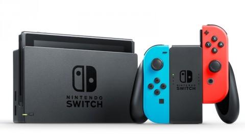 Produksi Nintendo Switch Terkendala Virus Korona