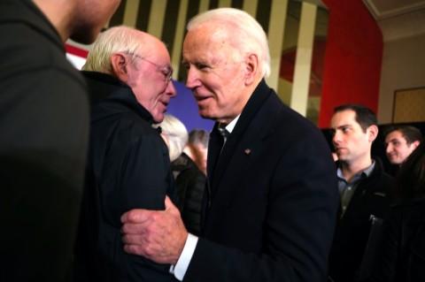 Kaukus Iowa Demokrat Jadi Pil Pahit untuk Joe Biden