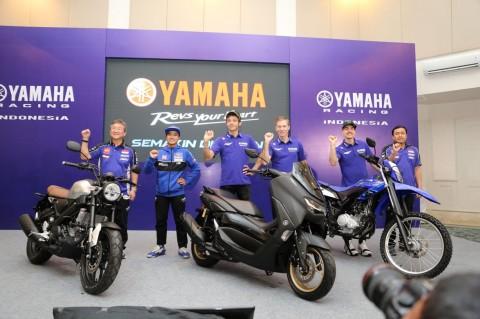 Livery Tim MotoGP di All New Nmax, Yamaha: Ide Menarik