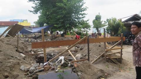 Pembangunan SD Bangunrejo 2 Diduga Gagal Lelang