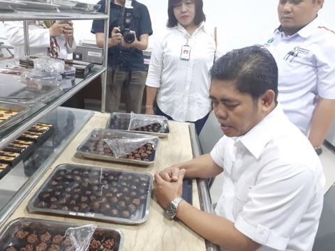 Cara Kemenperin Dorong Hilirisasi Produk Kakao di Makassar