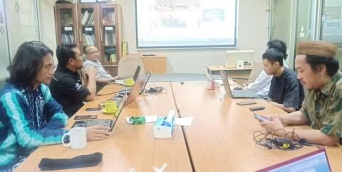 Tangkal Hoaks, NU Online Undang Pencari Fakta Medcom.id Berdiskusi