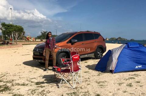 Jelajah Lombok dengan Varian Premium MItsubishi