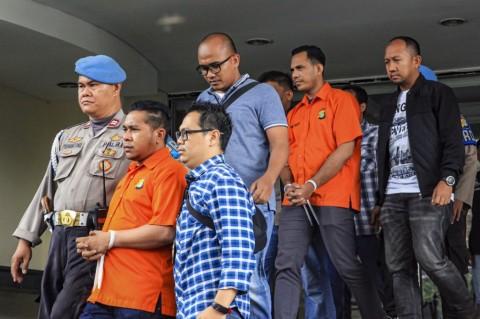 Polisi Larang Media Liput Rekonstruksi Kasus Novel