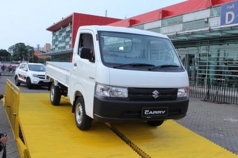New Carry Masih Rajai Penjualan Suzuki