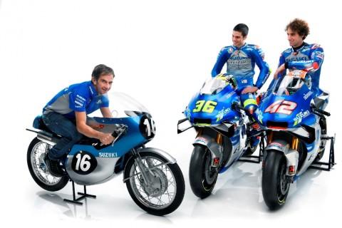 Livery Baru di Tim  Suzuki Ecstar MotoGP 2020