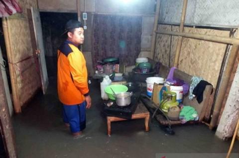 Puluhan Rumah di Jember Terendam Banjir
