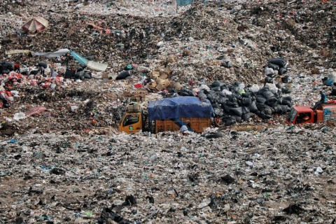 Kabupaten Cianjur Hasilkan 3,2 Ton Sampah Plastik