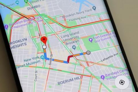Ulang Tahun ke-15, Google Maps Gulirkan Update Besar