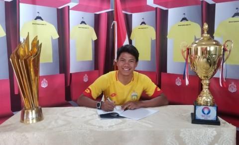 Jupe Jadi Pembelian Terakhir Bhayangkara FC