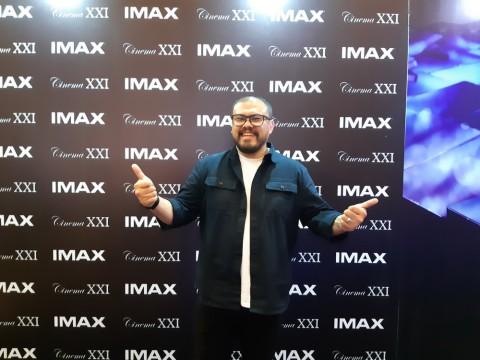 Joko Anwar: Perangkat Digital Tak Mengurangi Minat Penonton ke Bioskop