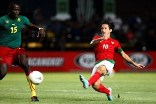 Irfan Bachdim Selangkah Lagi Berseragam PSS Sleman