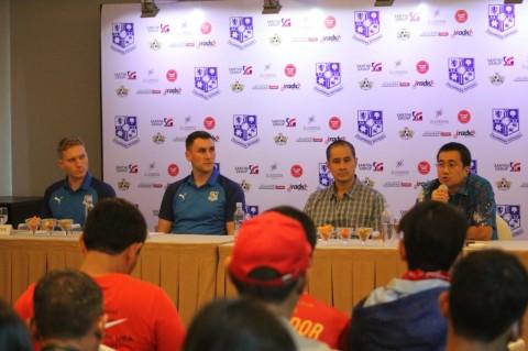 Klub Inggris Ingin Ajak Anak Indonesia Berlatih ke Merseyside