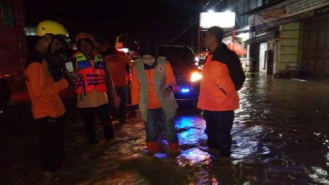 Banjir Rendam Dua Kecamatan di Brebes