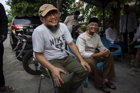 Dalih KPK Novel Tak Ikuti Proses Rekonstruksi