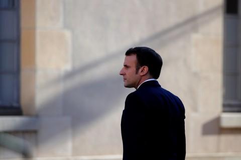 Macron Minta UE Lebih Berperan Terkait Ancaman Nuklir