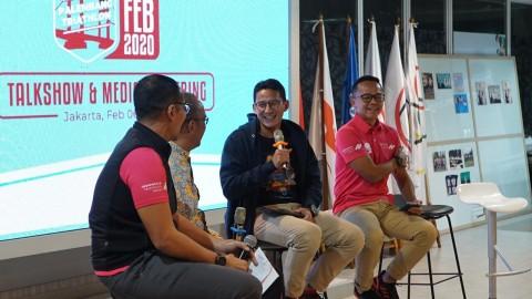 Indonesia Triathlon Series Dorong Industri Pariwisata Olahraga Tanah Air