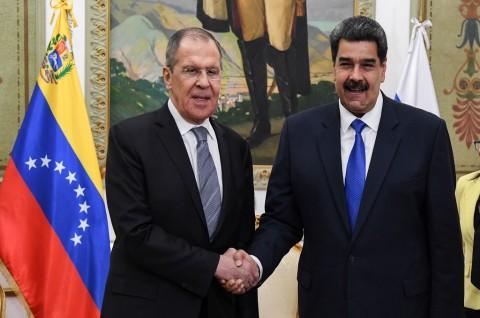 Rusia Sebut Sanksi AS terhadap Venezuela Ilegal