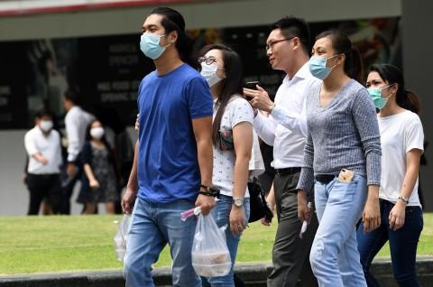 Singapura Tingkatkan Level Siaga Virus Korona