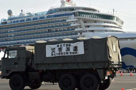 78 WNI Berada di Kapal yang Dikarantina Jepang