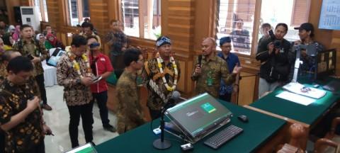 PN Kota Bogor Hadirkan Ruang Sidang Modern