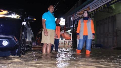 Banjir yang Melanda Brebes Disebabkan Pendangkalan Sungai