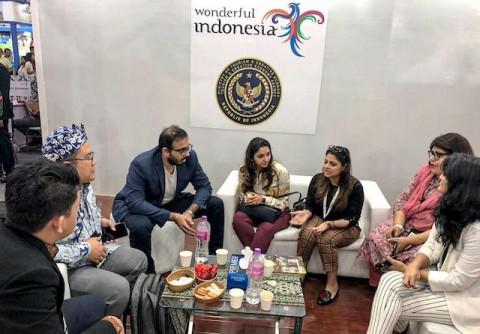Indonesia jadi Premium Partner OTM Mumbai Promosikan Pariwisata di India