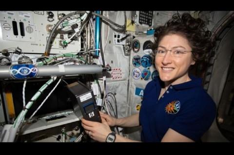 Christina Koch, Astronaut NASA Perempuan Terlama di Ruang Angkasa