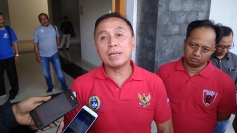 Pengamanan Lapangan Pendukung Stadion Mandala Krida harus Terkonsentrasi