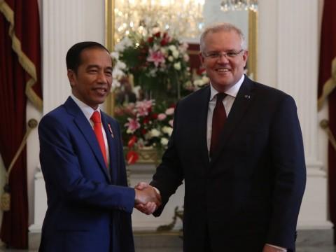 Indonesia Ingin Pererat Kerja Sama dengan Australia