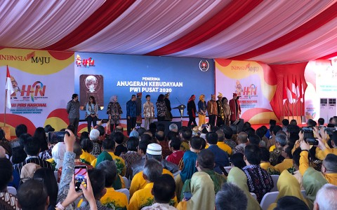 Program Metro TV Diganjar Anugerah Adinegoro