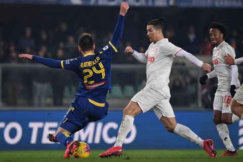 Hasil Pertandingan Sepak Bola Semalam: Juventus Tersungkur