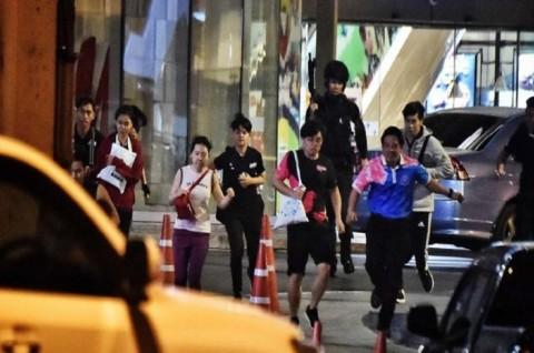 Korban Penembakan Prajurit di Thailand Jadi 21 Orang