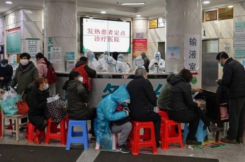 Terus Bertambah, Korban Virus Korona 813 Orang