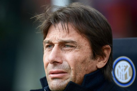 Jelang Derby Milan, Conte Minta Inter tak Emosional