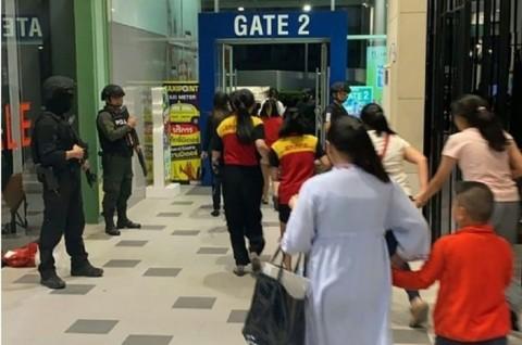 Pelaku Penembakan Massal di Thailand Tewas Ditembak
