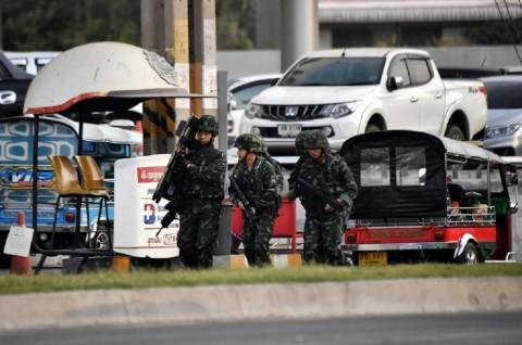 Pelaku Penembakan Massal di Thailand Merasa Dicurangi