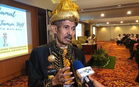 Polima, Pesan Toleransi Keberagaman dari Baubau