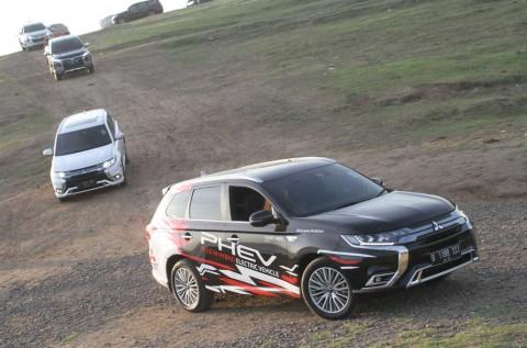 Jajal Tiga Senjata Baru Mitsubishi di 2020
