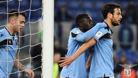 Bungkam Parma, Lazio Rebut Posisi Kedua Klasemen