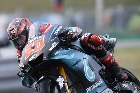 Quartararo Dominasi Hari Terakhir Tes MotoGP Sepang