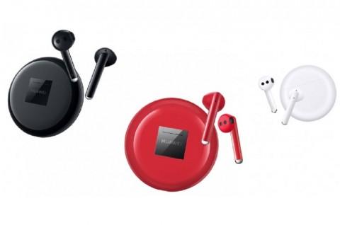 Huawei Kenalkan Freebuds 3 Red Edition