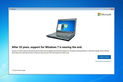 Pengguna Windows 7 Mengeluh PC tak Bisa Dimatikan
