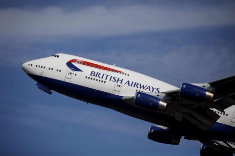 Badai Ciara 'Bantu' Pesawat Inggris Pecahkan Rekor