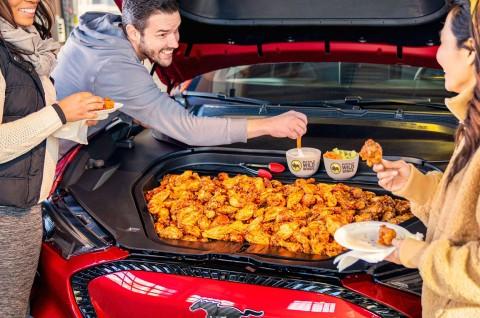 Ford Mustang Mach E Bertenaga Ayam Goreng